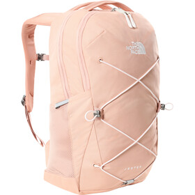 The North Face Jester Backpack Women, cafe creme/pink tint